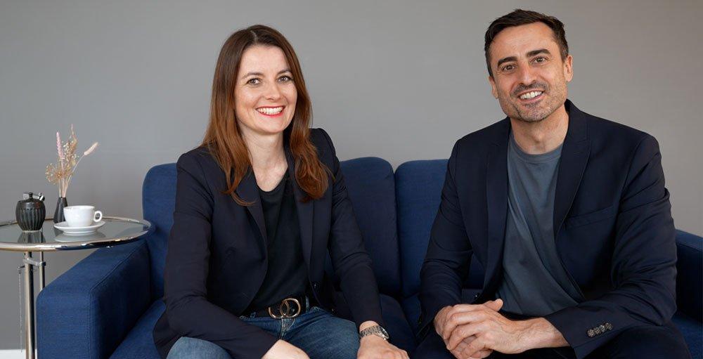 Katrin und Dr. Daniel Holzinger vom Dr. Holzinger Institut